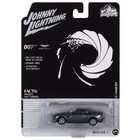 Johnny Lightning . JNL 1/64 2002 Aston Martin Vanquish James Bond
