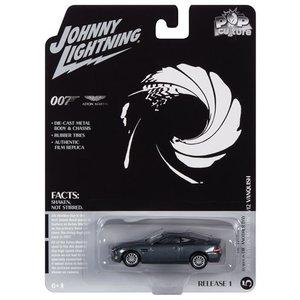 Johnny Lightning . JNL 1/64 2002 Aston Martin Vanquish James Bond