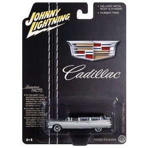 Johnny Lightning . JNL 1/64 1959 Cadillac Hearse