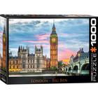 EURO CRAFTS . ECS London Big Ben 1000pc Puzzle