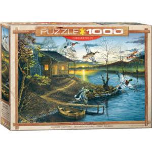 Eurographics Puzzles . EGP Autumn Retreat Puzzle 1000pc