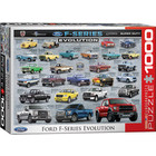 Ford F-Series Evolution Puzzle 1000pc