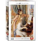 Eurographics Puzzles . EGP Girls At The Piano Puzzle 1000pc