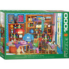 Eurographics Puzzles . EGP All You Knit Is Love Puzzle 1000pc