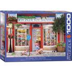 Eurographics Puzzles . EGP Ye Old Toy Shoppe Puzzle 1000pc