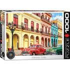 Eurographics Puzzles . EGP La Havana Cuba Puzzle 1000pc