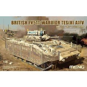 Meng . MEG 1/35 British FV510 Warrior TES(H)