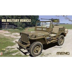 Meng . MEG 1/35 MB Military Vehicle