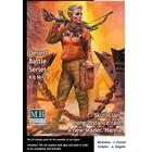 Masterbox Models . MTB 1/35 Skull Clan Long Distance Raid A New Leader Hanna