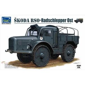 Riich Models . RII 1/35 Skoda RSO-Radchlepper Ost