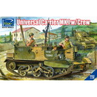 Riich Models . RII 1/35 Universal Carrier Mk.I With Crew