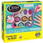 Creativity for kids . CFK Glitter Nail Art Customizable Kids Calgary