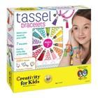 Creativity for kids . CFK Tassel Bracelets