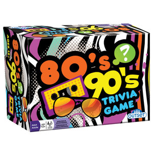 Outset Media . OUT 80's 90's Trivia