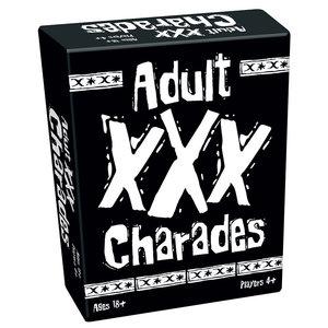 Adult XXX Charades Box