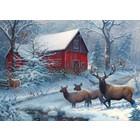 Cobble Hill . CBH Winter Magic 1000 pc Puzzle