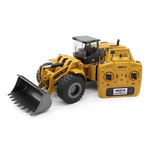 RC Pro . RCP 2.4G 1/14 FULL-ALLOY FRONT LOADER