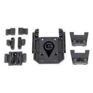 Associated Electrics . ASC Enduro IFS Gearbox and Servo Mount