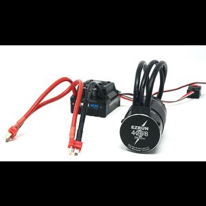 Hobbywing . HBY EzRun 4268 2600KV Motor, w/ Max8 ESC (XT90)- Brushless Combo