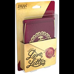 Z-MAN GAMES . ZMG Love Letter (EN)