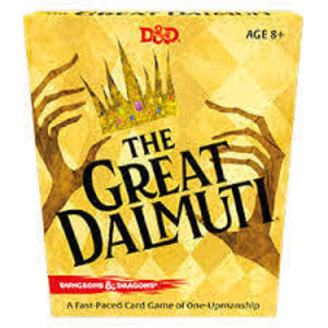 Lion Rampant Games . LRG Dungeons & Dragons: The Great Dalmuti
