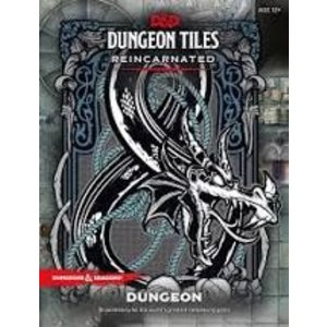 Lion Rampant Games . LRG Dungeons & Dragons: Warlock Tiles Dungeon Tiles I