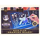PM Hobbycraft's Own . PMO Neon Glow Drawing Board