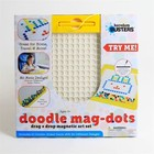 PM Hobbycraft's Own . PMO Doodle Mag-Dots: Drag & Drop Magnetic Art Set