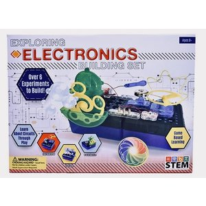 PM Hobbycraft's Own . PMO Exploring Electronics Building Set