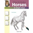 Random House . RAH How To Draw Horses in Simple Steps