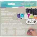 Testors Corp. . TES 6 Colour Acrylic Paint Set