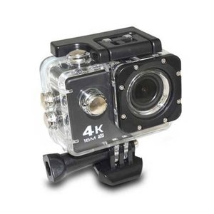 Sports Action . SPA 4k Cam With 2inch Lcd Display And Accessories