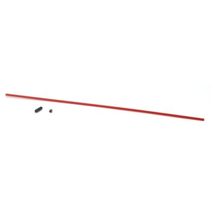 Du Bro Products . DUB Antenna tube w/cap(red)