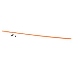 Du Bro Products . DUB Antenna tube w/cap(neon orange)
