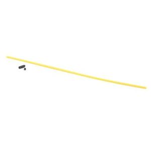 Du Bro Products . DUB Antenna tube w/cap(neon light orange)