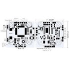EMAX . EMX Mini magnum 3 F4 flight controller parts