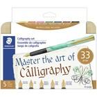 Staedtler Mars . STD Calligraphy Pen Set