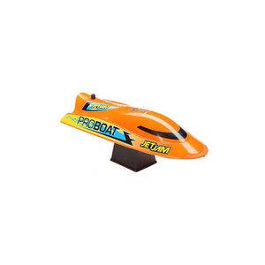 "Pro Boat . PRB Jet Jam 12"" Pool Rcr, Orange"