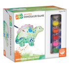 MindWare . MIW Paint Your Own Porcelain Dinosaur Bank