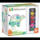 MindWare . MIW Paint Your Own Porcelain Dinosaur Bank Calgary Kids Crafts Animal