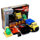 Popular Playthings . POP Magnetic Build A Truck