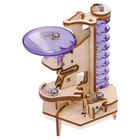 Play Monster . PLM Marbelocity: Archimedes Screw