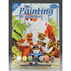 Royal (art supplies) . ROY Cat and Kitten Paint by Number