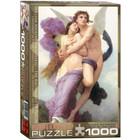 Eurographics Puzzles . EGP The Ravishment of Psyche 1000 Piece Puzzle Art History Calgary
