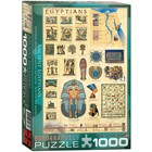 Eurographics Puzzles . EGP Ancient Egyptions 1000pc Puzzle