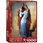 Eurographics Puzzles . EGP The Kiss 1000pc Puzzle