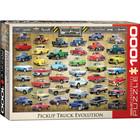 Eurographics Puzzles . EGP Pickup Truck Evolution 1000pc Puzzle