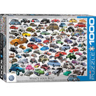 Eurographics Puzzles . EGP What's your Bug? - 1000pc Puzzle