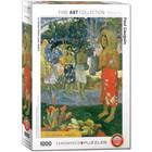 Eurographics Puzzles . EGP La Orana Maria - 1000pc Puzzle Art History Calgary