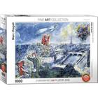 Eurographics Puzzles . EGP Le Bouquet de Paris - 1000pc Puzzle Art History Calgary